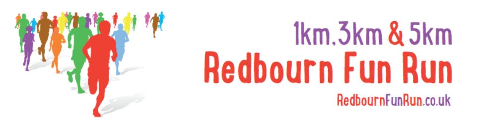 Redbourn Fun Run 2016 Header